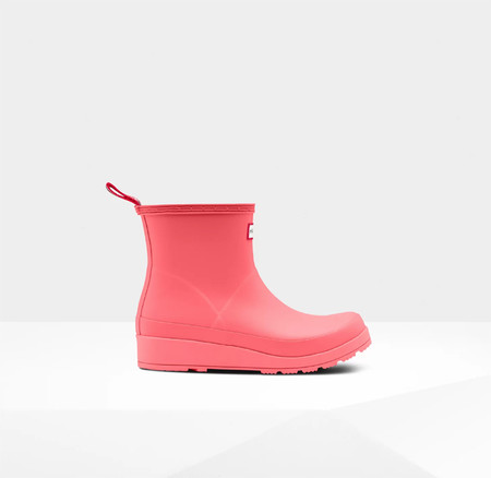 Original Play Women's Pink Rhythmic Insulated Low Water Boots