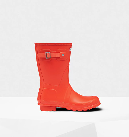 Hunter boots 3 5