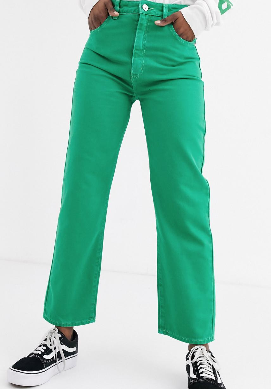 Venice de Abrand straight legged jeans