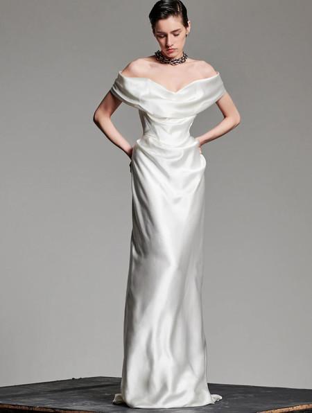 Silk Dress 1