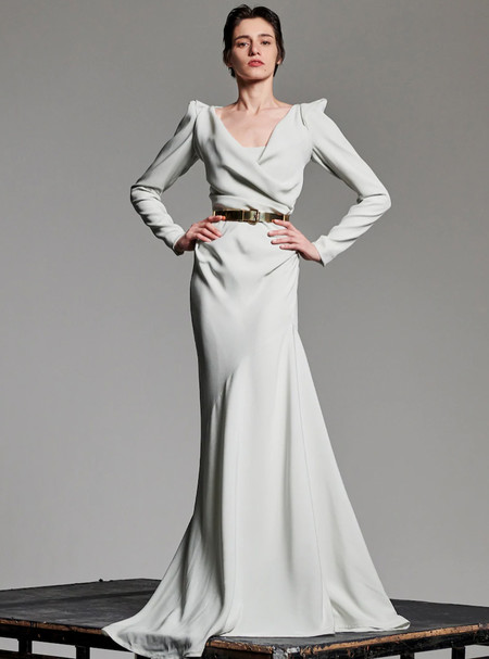 Vivianne Westwood wedding dress