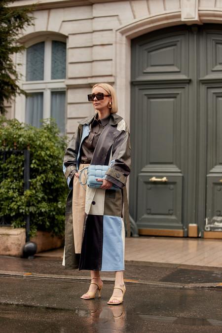 street style handbags fashion cassette bottega veneta