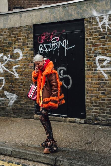 street style london acid colours