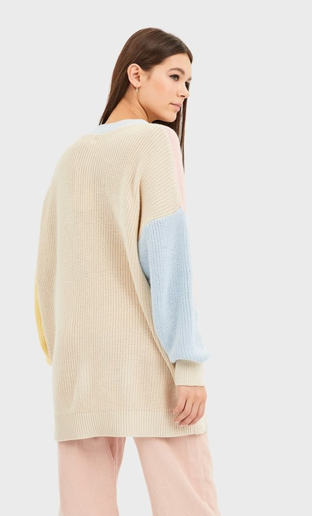 Stradivarius Cardigan Colours 01