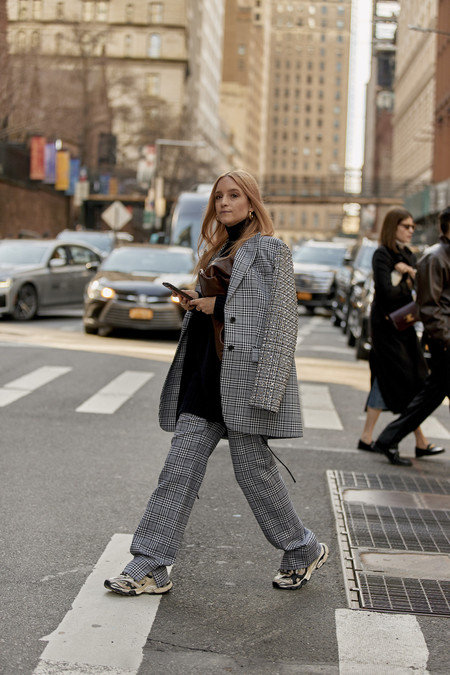 Street Style 04 Suit