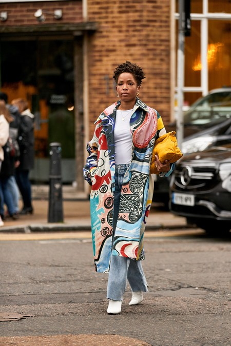 street style padded bags