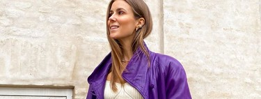 The colour purple could be one of the favourites of the season, and this is shown by these seven garments