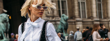 This autumn, collared shirts are becoming a trend: 9 beautiful alternatives from Zara and Stradivarius to add to our wardrobe