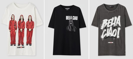 Pull Bear House Paper T-shirts 03