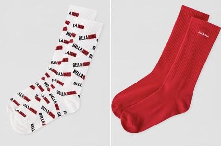 Pull Bear House Paper Socks