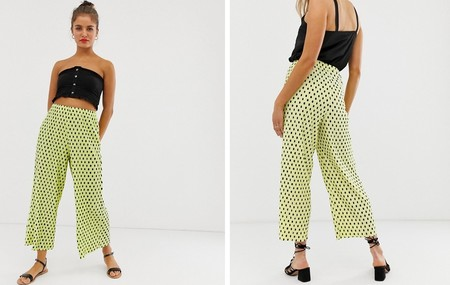 How to Combine Polka Dot Pants