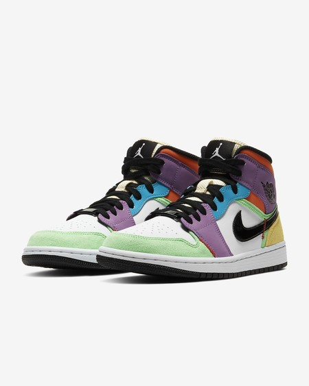 Air Jordan 1 Mid Se Shoes Xpwr66
