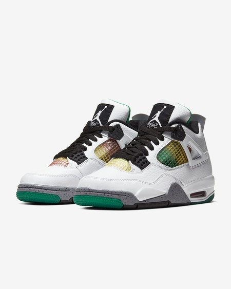 Air Jordan 4 Retro Shoes Zwl7lm 1