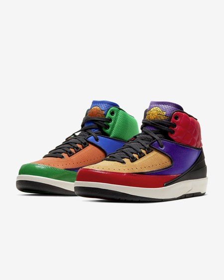 Air Jordan 2 Retro Shoes Prvt57 1
