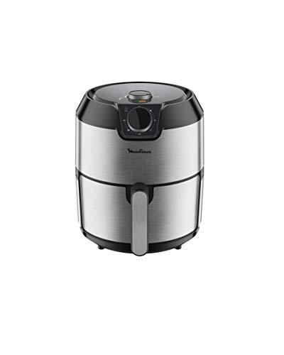 Moulinex - Healthy Fryer 1500 W, 4 cooking modes, capacity 4.2 L, temperature adjustable between 80 and 200 ºC - Dishwasher safe (Refurbished)