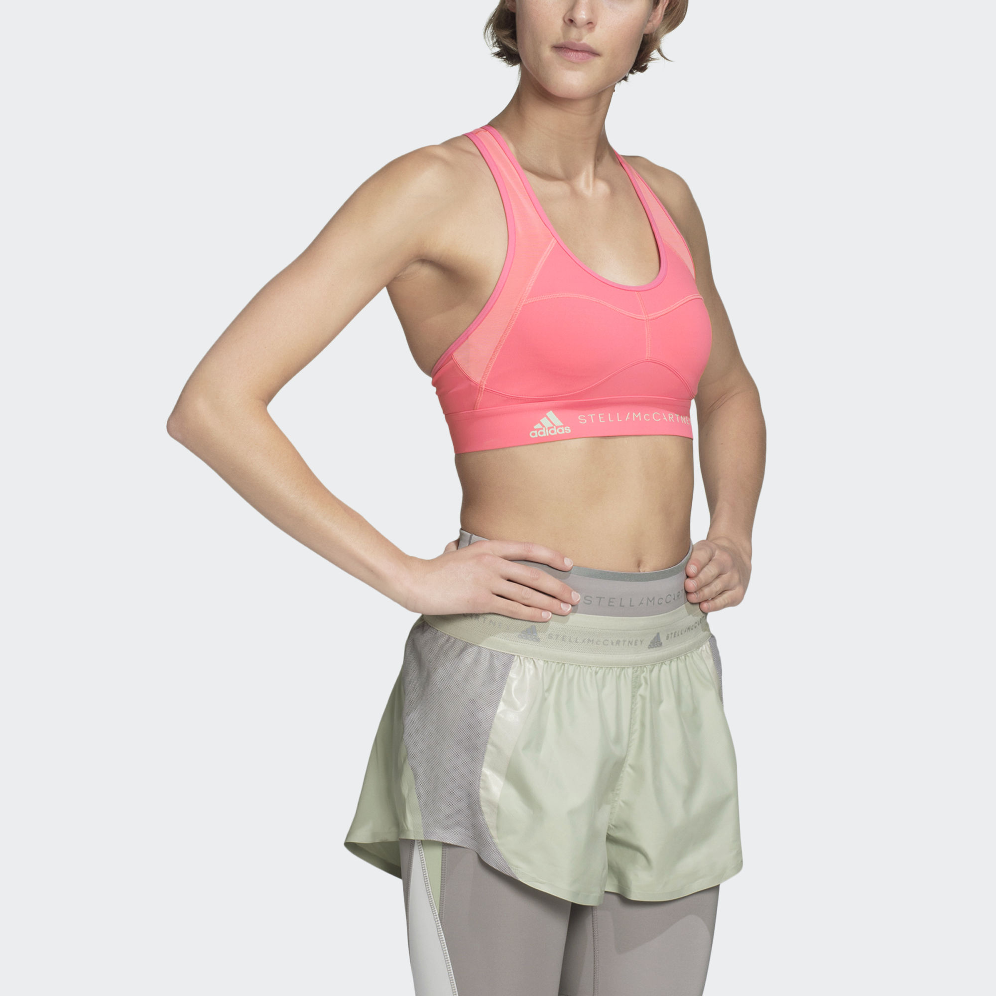 Versatile Training Bra in pink