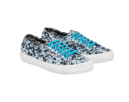 Mary Katrantzou x superga