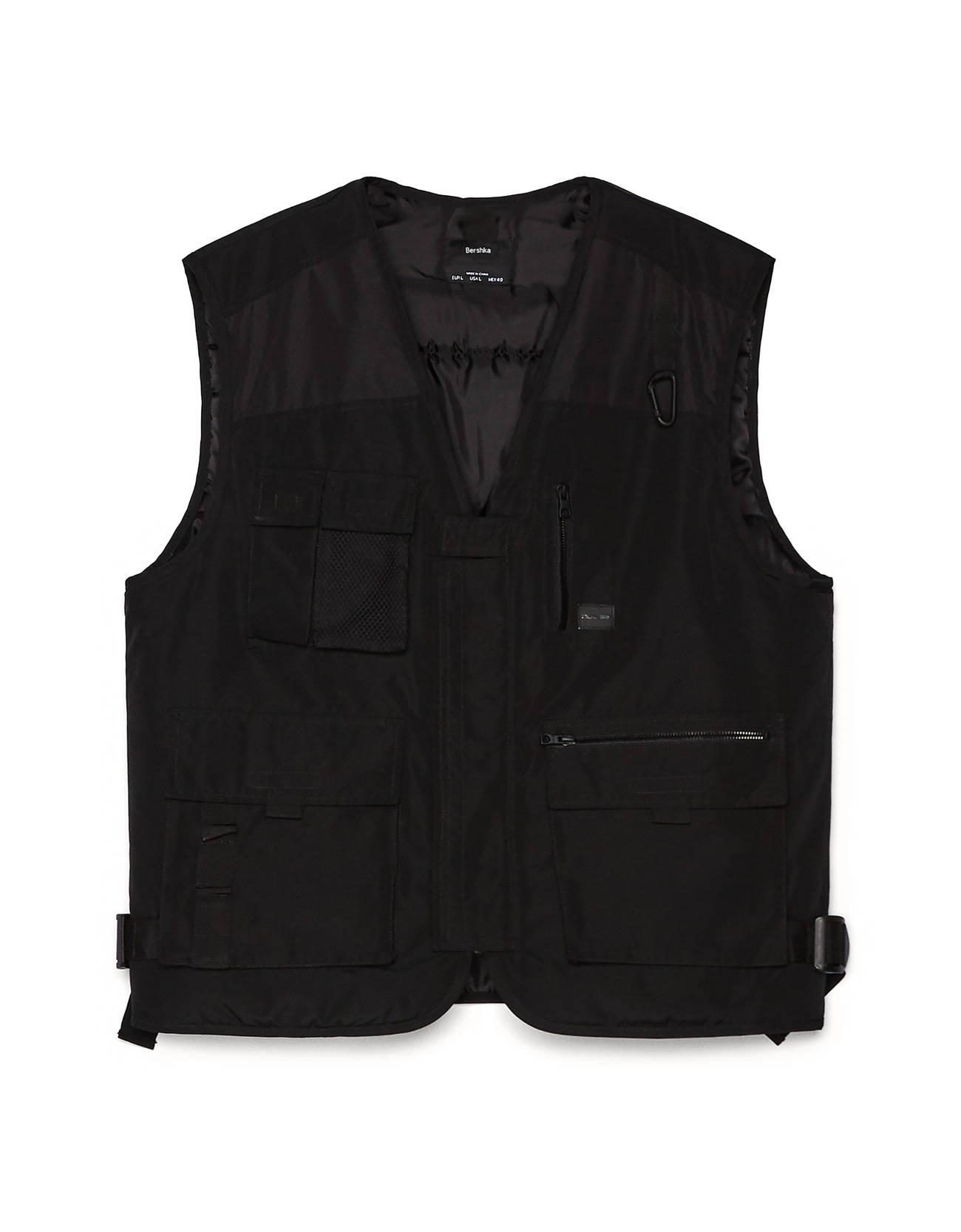 Padded vest with pockets