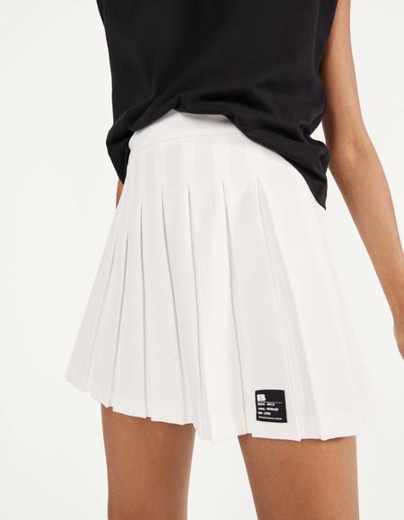Mini-skirt Bershka Boards 01