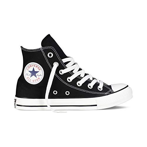 Converse Chuck Taylor All Star High Classic CTAS Hi Unisex Canvas Shoes with a 7kmh Black Sticker 1507