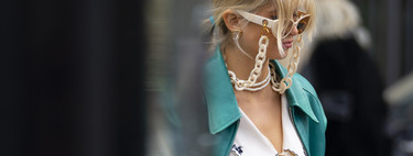 This is the Miu Miu shirt (with silly neck) that you like the most in street style: three low-cost proposals to achieve the same effect