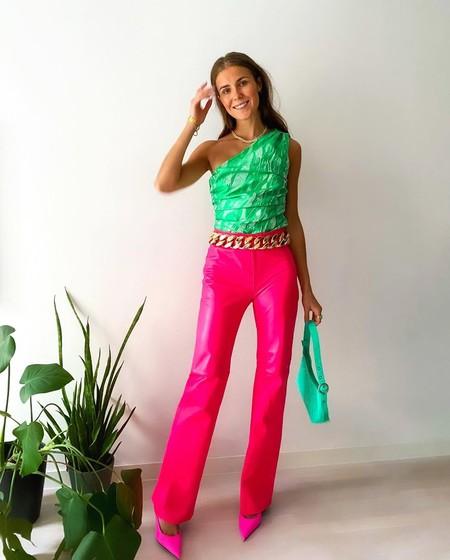 Combine Pink Pants 04