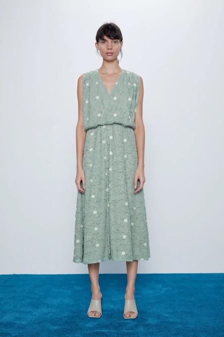 Queen Letizia Dress Zara