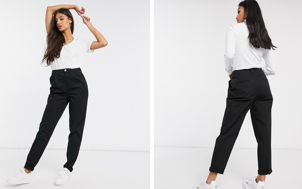 Folded Bass Pants