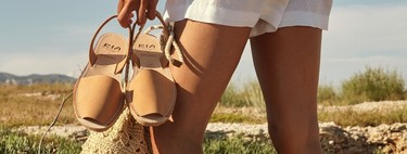 Oysho launches some Menorcan sandals so ideal that they are all we will want to wear this summer