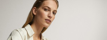 Massimo Dutti's second sales are perfect for renovating the autumn wardrobe