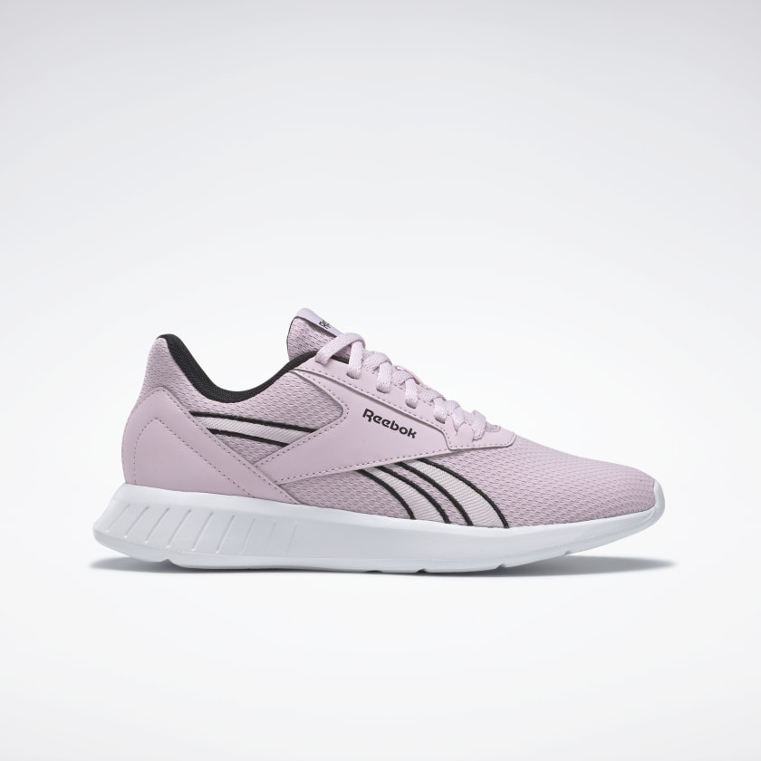 Lilac sneakers the trend colour of the season