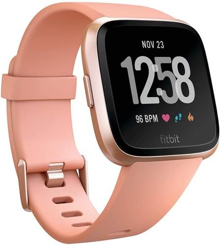 Fitbit Versa Smartwatch Sport Peach