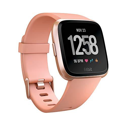 Fitbit Versa Smartwatch Sport, Peach