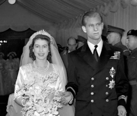 queen isabel's wedding