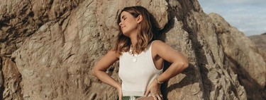 11 fine knit tops, some on sale, to create an elegant and minimalist summer look