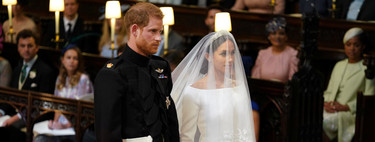 Awesome! This is Meghan Markle's wedding dress