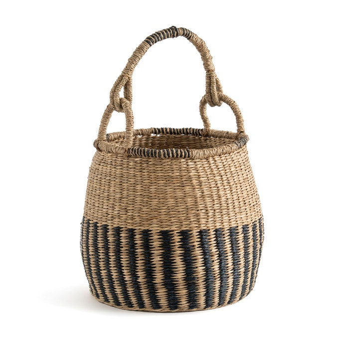 Zac curved reed basket