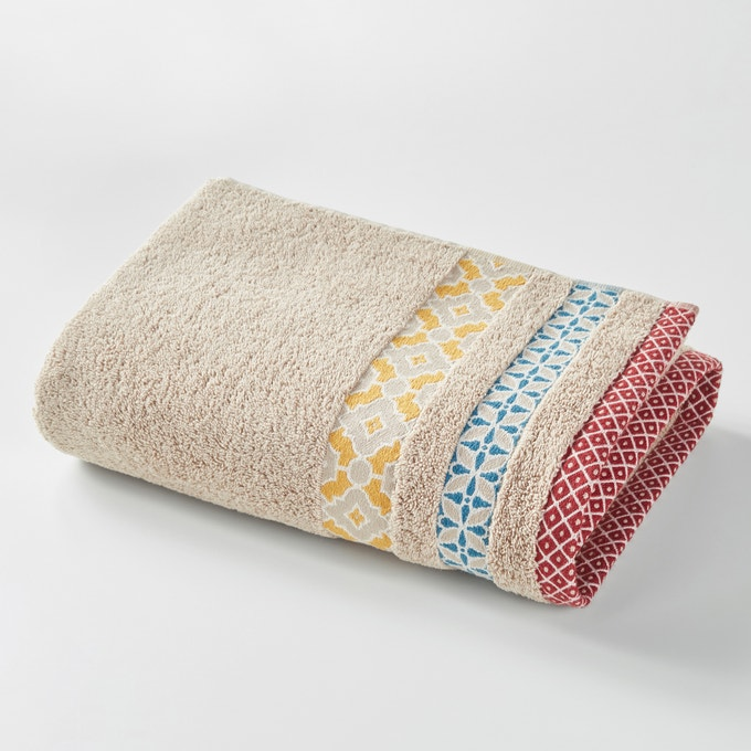 Evora 100% cotton bath towel