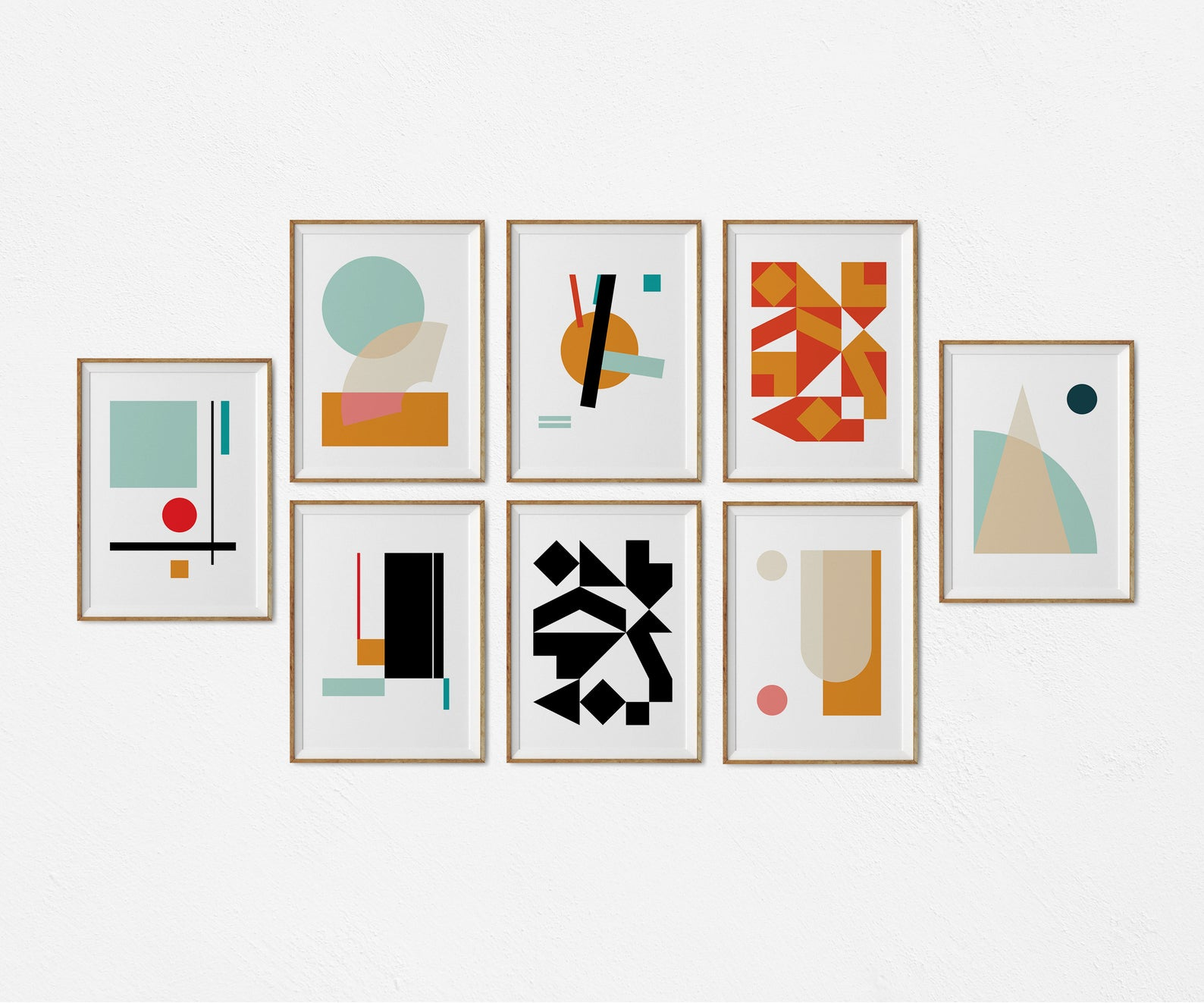 Mondrian style sheets
