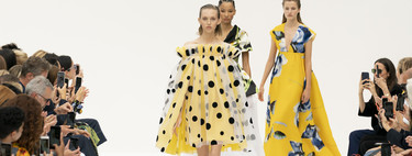 Cloned and caught: Carolina Herrera's most original dress arrives in Sfera for much less