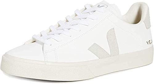 VEJA Campo Fashion Shoes Hommes White/Green/Black - 42 - Sneakers