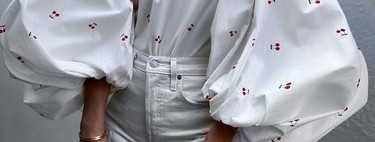 With their new collections, the fashion companies remind us that puffed sleeves will continue to be the stars