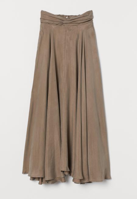 Circular Cut Skirt