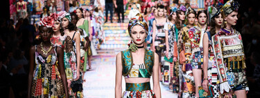 Fendi, Alberta Ferretti, Dolce & Gabbana and Blumarine: the best of the first day of Milan Fashion Week Spring-Summer 2021