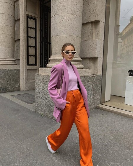 how to combine the colours of the autumn 2020 season