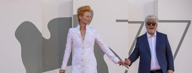 "Tilda Swinton and Georgina Rodríguez star in the premiere of ""The Human Voice""Almodóvar's latest at the Venice Film Festival 2020"