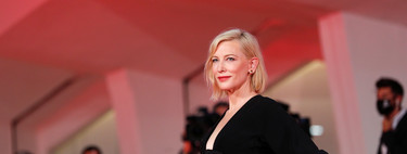 Cate Blanchett wears a dress from five years ago to the Venice Film Festival and it fits her just as perfectly