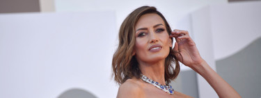 All the looks on the red carpet on the third day of the 2020 Venice Film Festival, where Nieves Álvarez dazzles with jewellery worth ?6m