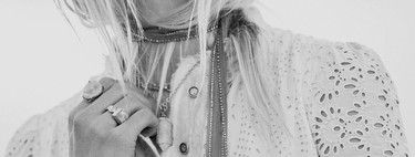 Sasha Pivovarova is in charge of making us dream about Zara's new limited edition collection