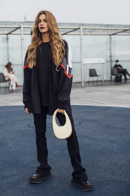 street style coperni bag